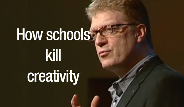 how schools are killing creativity Is education killing creativity in the new economy in the information age, we need to radically rethink how we learn in order to keep up by david liu 4 minute read.
