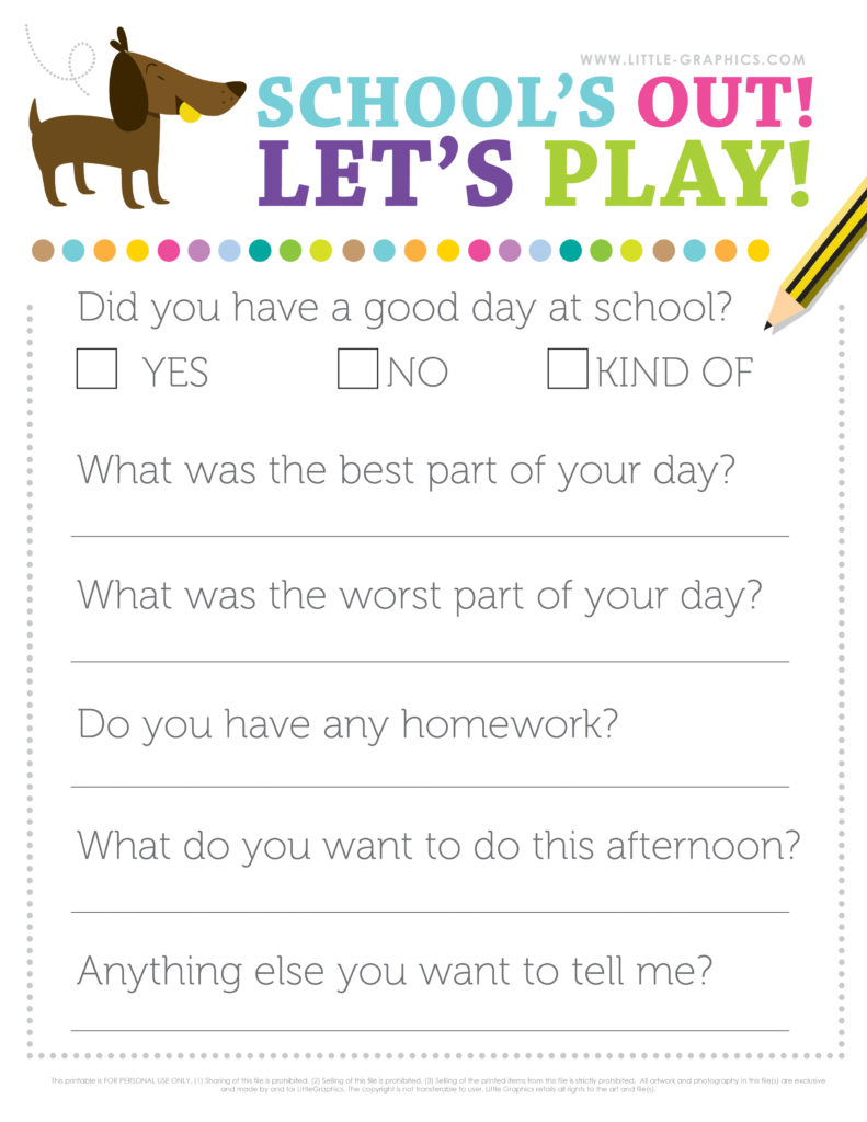 after-school-survey