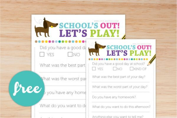 After School Survey Free download