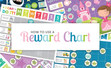 How to use a Reward Chart