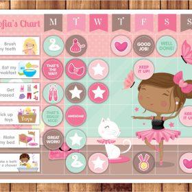 brown-ballerina-reward-chart