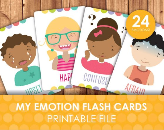 Emotion Flashcards